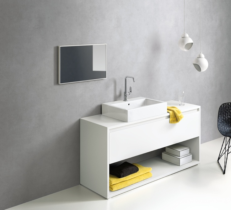 Modern design: #Hansgrohe Washbasin Mixer