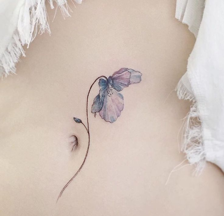 Tattooist Flower