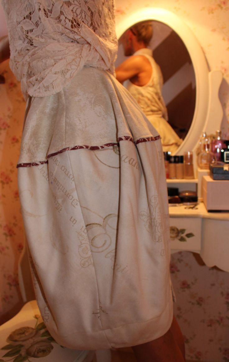 spódnica NUTHATCH Baajkowa