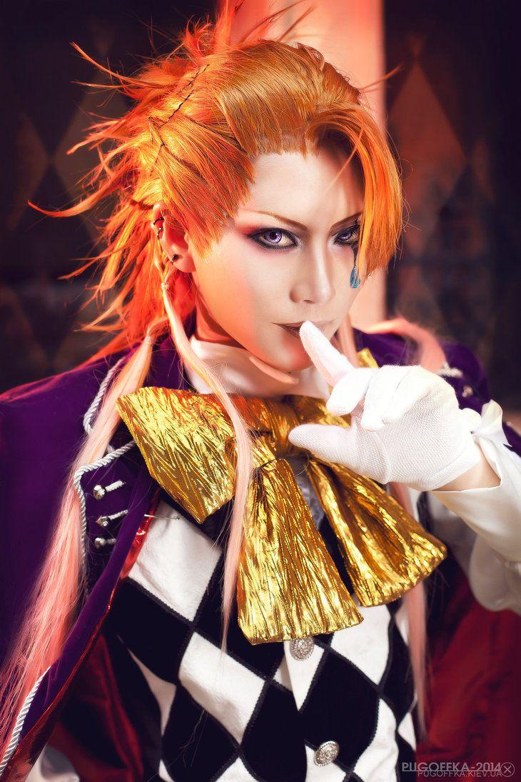 Joker cosplay by Pugoffka-sama on deviantART -- Black Butler