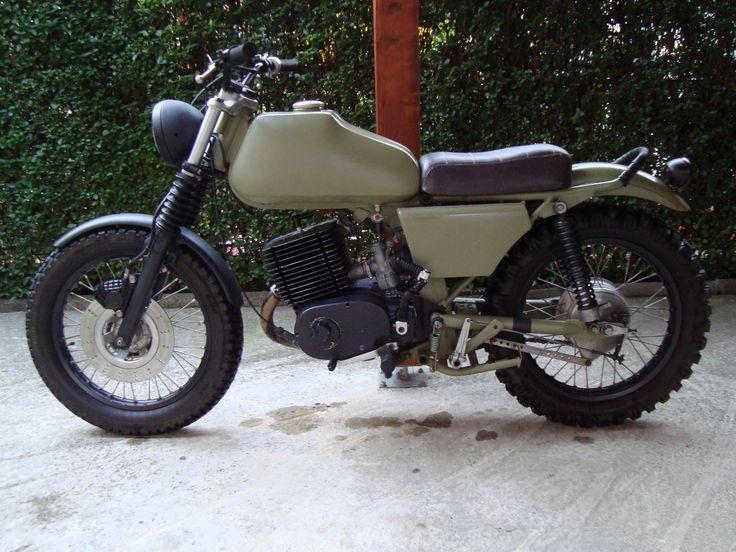 MZ ETZ 250 Scrambler
