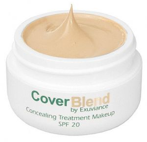 CoverBlend Concealing Treatment Makeup CB1001