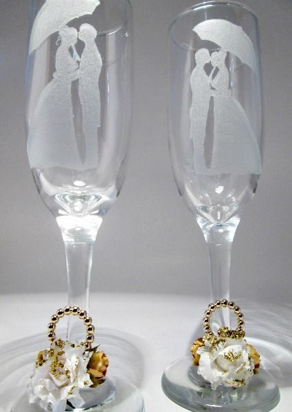Las 25 mejores ideas sobre copas decoradas en pinterest - Copas decoradas con velas ...