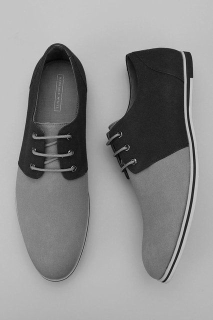 I like grey and black, especially for work. Its bold, while still being fashionably appropriate