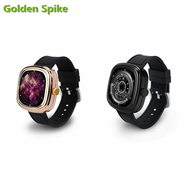 M2 SmartWatch with SIRI Heart Rate Monitor WristWatch Bluetooth Sync Notifier For Apple Samsung Gear S2 Android PK IWO A9 A1 #Affiliate
