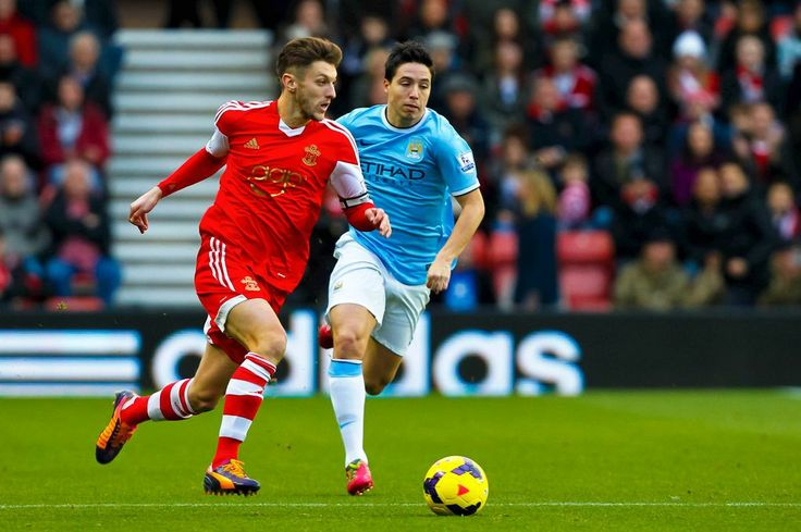 Dec. 7th. 2013 Southampton 1 Manchester City 1: Adam Lallana put in another brilliant display, pushing forth his claim for an England World Cup place.