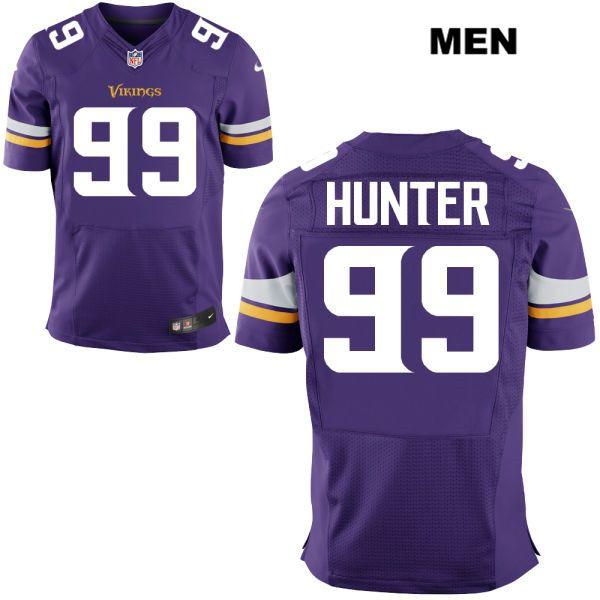 competitive price 5421d e6882 Men's NFL Nike Vikings 99 Danielle Hunter Purple Elite ...