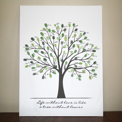 Life without love is like a tree without leaves