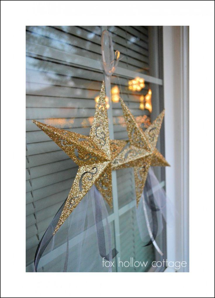 Shooting Star New Year's Eve #diycrafts #decoratingidea #newyearseve
