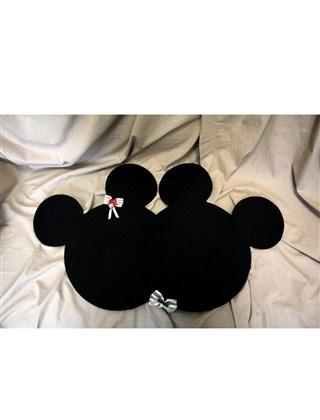 Mousey Amerikan Servis 2 Adet - Evde Keyif Zamanı