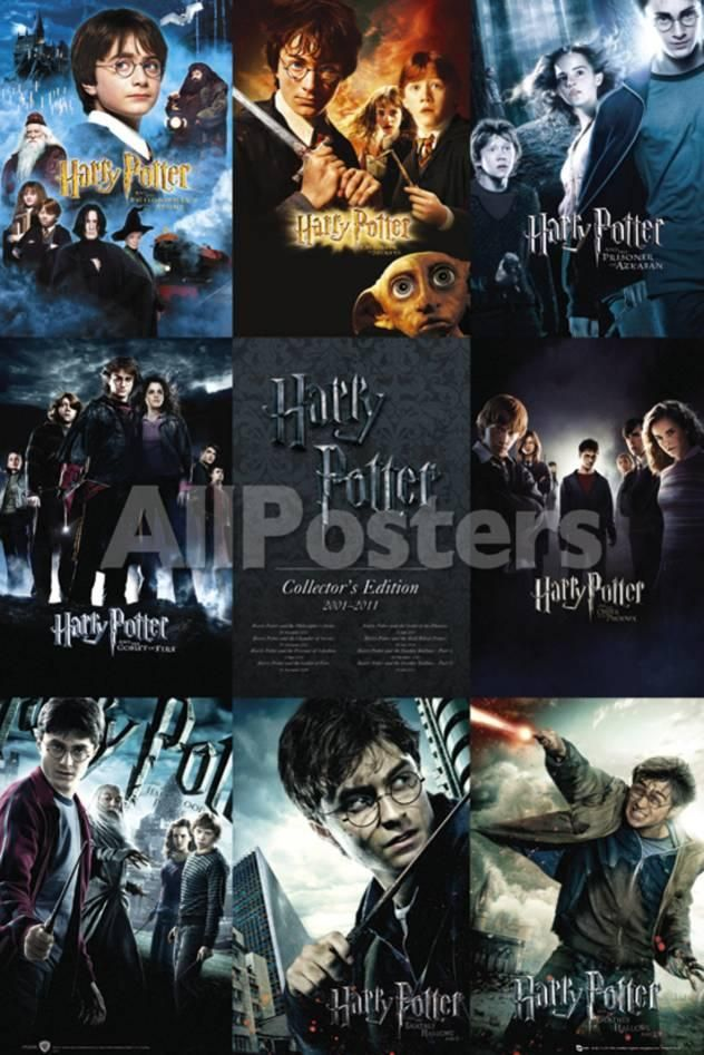 Harry Potter-Collection People Poster - 61 x 91 cm