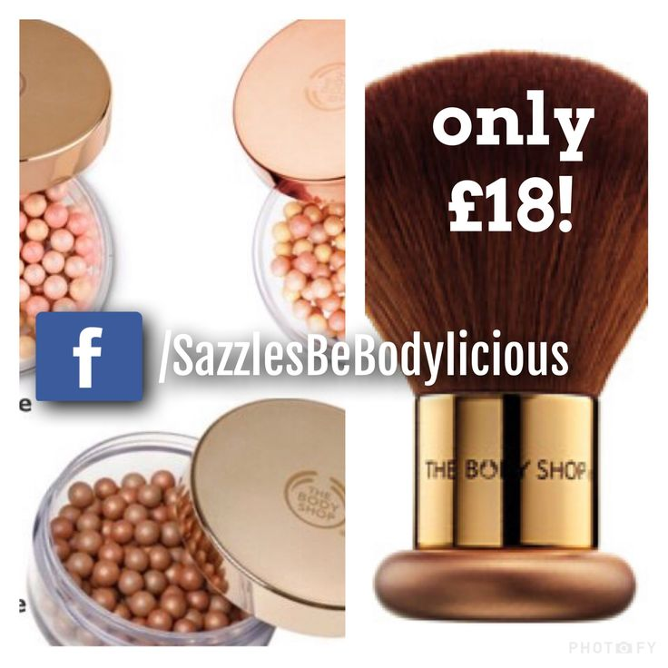 £18 for both in sale Tonight at SazzlesBeBodylicious