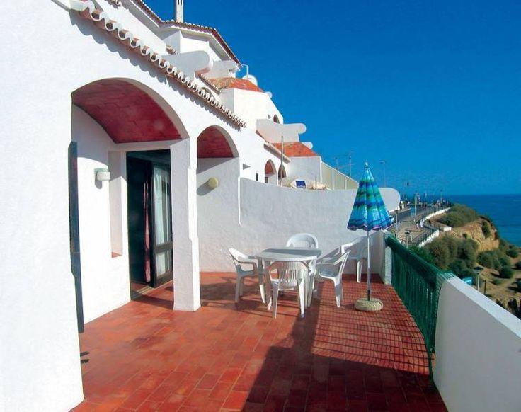 Appartementen in het oude centrum van Albufeira, dichtbij het strand Praia dos Pescadores en met gratis centrale WiFi.