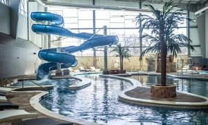Groupon - $ 17 for Water Park General Admission at King Waterpark-Dallas ($30 Value)  in Dallas. Groupon deal price: $17