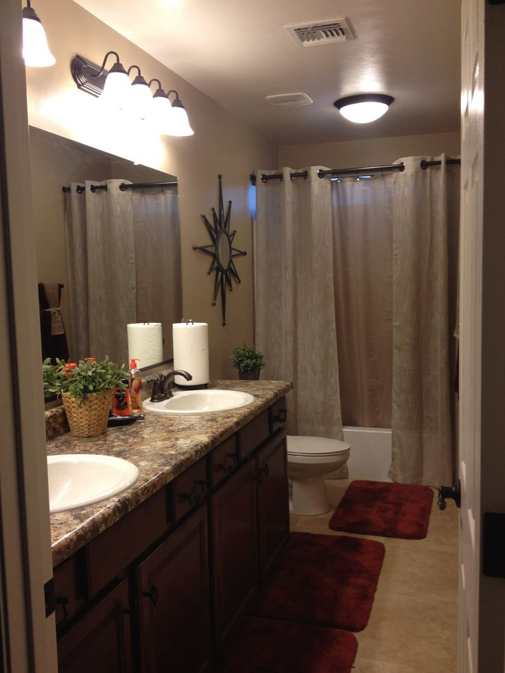 Bathroom Decorating Ideas For Less : Best ideas about long shower curtains on