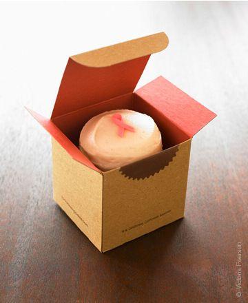 Pink Ribbon Cupcakes, Sprinkles Cupcakes