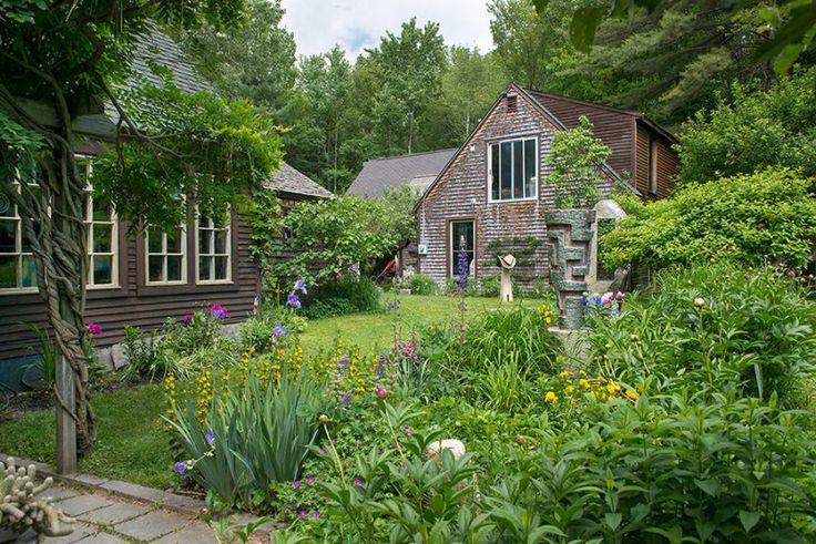 Inspirational gardens in Northwood, NH