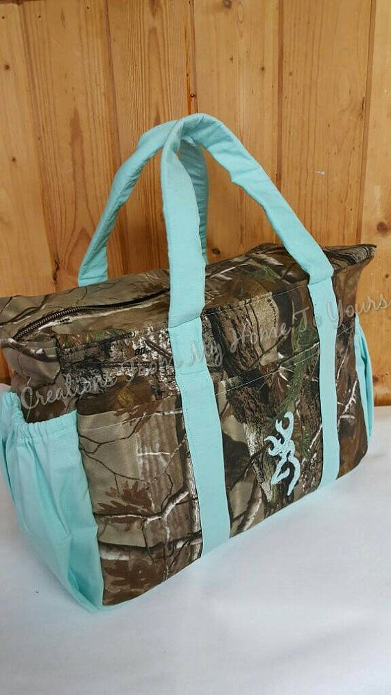 Hey, I found this really awesome Etsy listing at https://www.etsy.com/listing/235369700/largehuge-baby-blue-tree-camo-diaper-bag