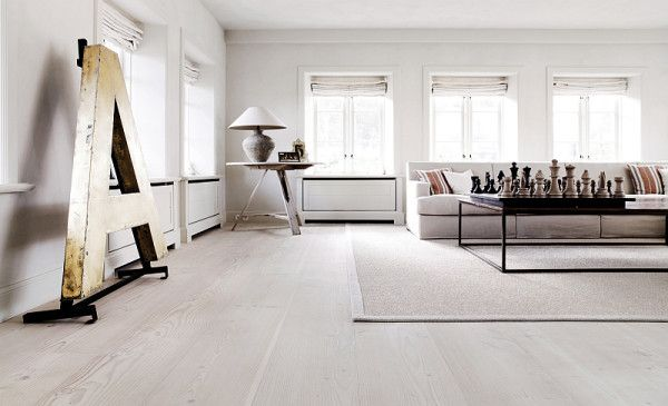 German residence - Dinesen flooring