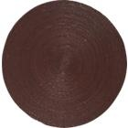 Tropical Palm Brown Placemat.
