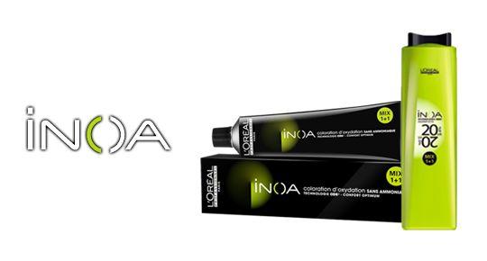 Inoa - L'Oréal Professionnel Pro Only