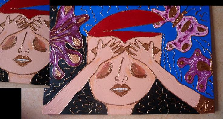 Vlinders uit je hoofd