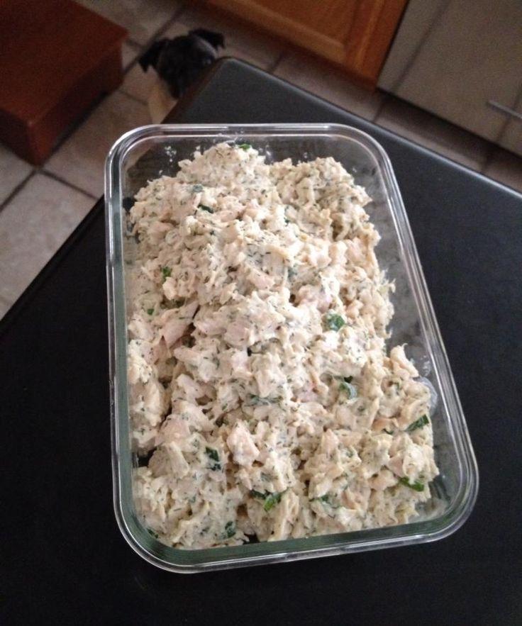 Paleo Chicken Salad--THIS IS SO GOOD!