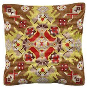 Kuba - Cross Stitch Kit (printed canvas)