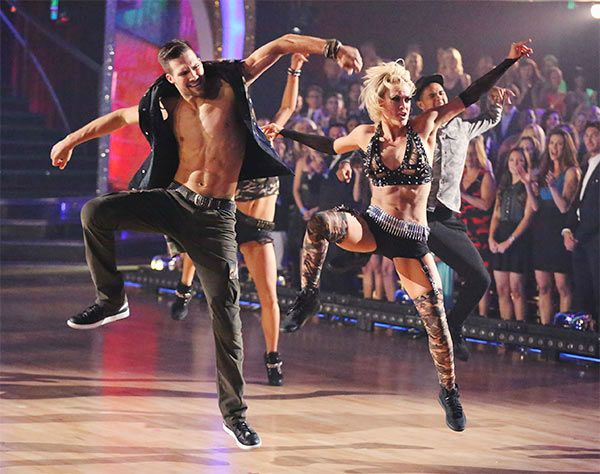 Finale Night 2 -  James & Peta performed their Night 1 Freestyle