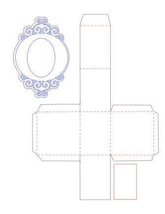penteadeira molde inspira o branca de neves pinterest silhouettes template and box. Black Bedroom Furniture Sets. Home Design Ideas