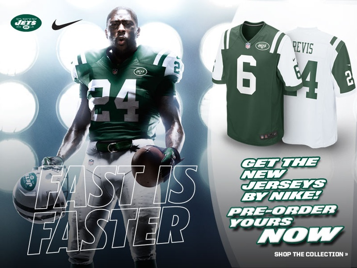 New NIKE NFL Jets Jerseys coming 4/27 can't wait Bart Scott voice.