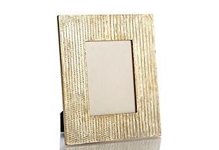 Vertical Striped Frame, Light, 5x7 Sivaana