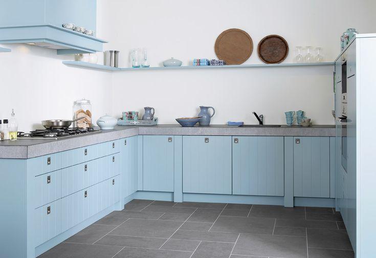 Keuken Werkbank Maken : Keuken : Giethoorn keuken in het antiek groen ONZE KEUKENS Pinterest
