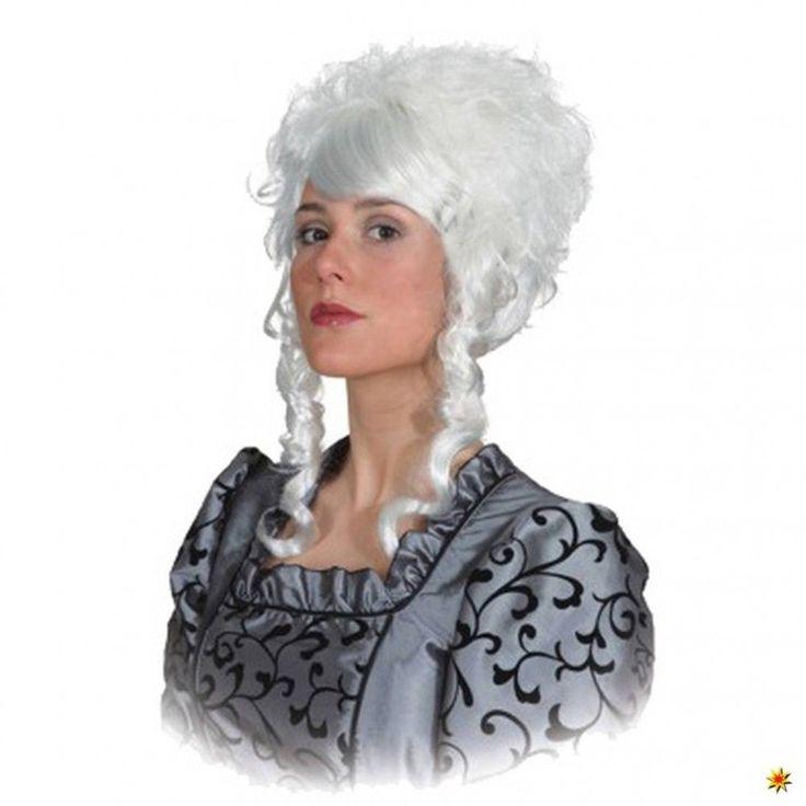 Perücke Adlige Lina weiß Damen Hochsteckfrisur Fasching Karneval Barock | Kleidung & Accessoires, Kostüme & Verkleidungen, Accessoires | eBay!