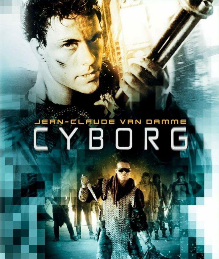 Cyborg 1989 Cyborg Movie Cyborg Jean Claude Van Damme