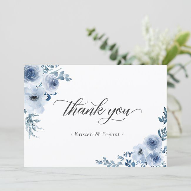 Small Custom Printed Paper Personalized Table Flat Modern Design Wedding Place Cards White Printed Country Flowers Graphic