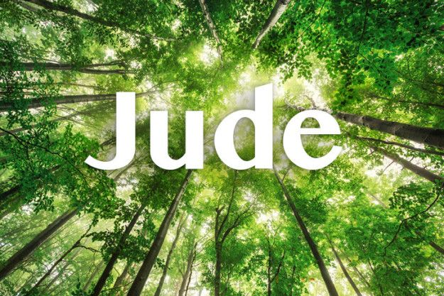 Jude | 22 Basic Baby Names That Are All You've Ever Been Looking For