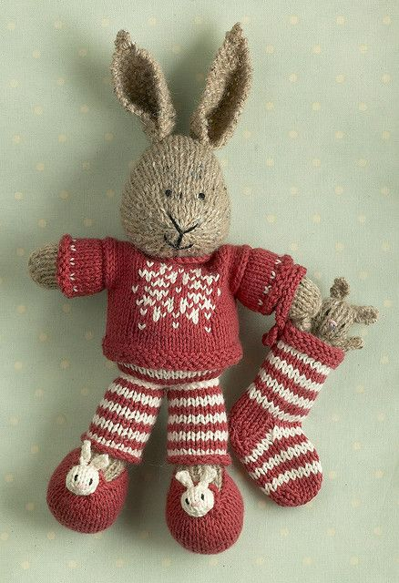 Knitted Christmas Stockings For Sale