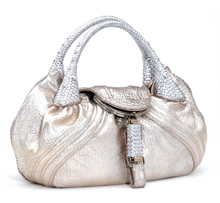 Fendi Braided Handle Hobo