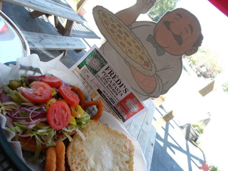 AWARD WINNING ITALIAN SANDWICH