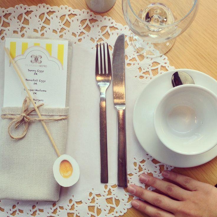 The most appetizing secrets are hidden at Excelsior Bistro's a la carte menu.  #brunch_away