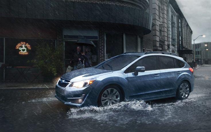 2015 Subaru Impreza Safety Features - Click photo to learn more. New Subaru dealership in Bloomington, Minnesota. 2015 Impreza Hatchback.
