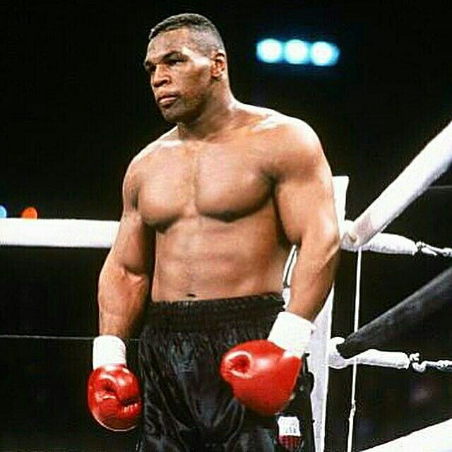 Mike Tyson Mike Tyson Gym Life Boxing Training
