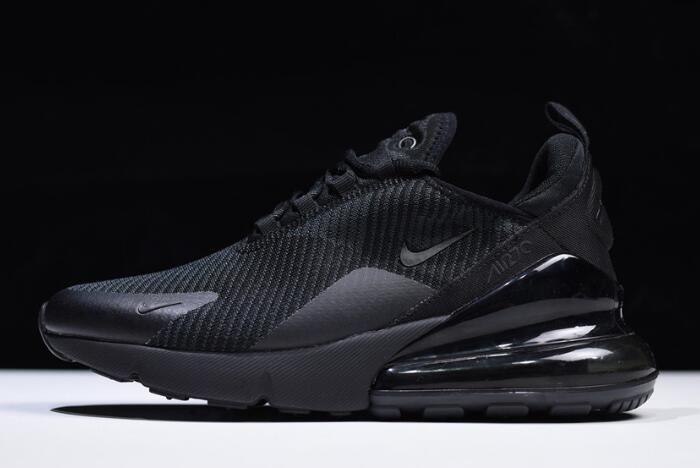 Nike Air Max 270 Black Dark Grey Men s and Women s Size AH6789-006 ... 254f41e28