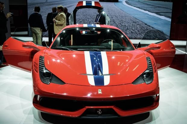 2015 Ferrari 458 Speciale at the Frankfurt Auto Show | AutoTrader.com
