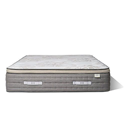 Brentwood Home Sequoia Gel Memory Foam Mattress, Made in California, King