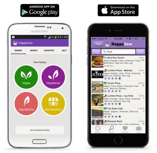 vegan apps