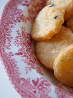 cheese biscuits - norwegian recipe