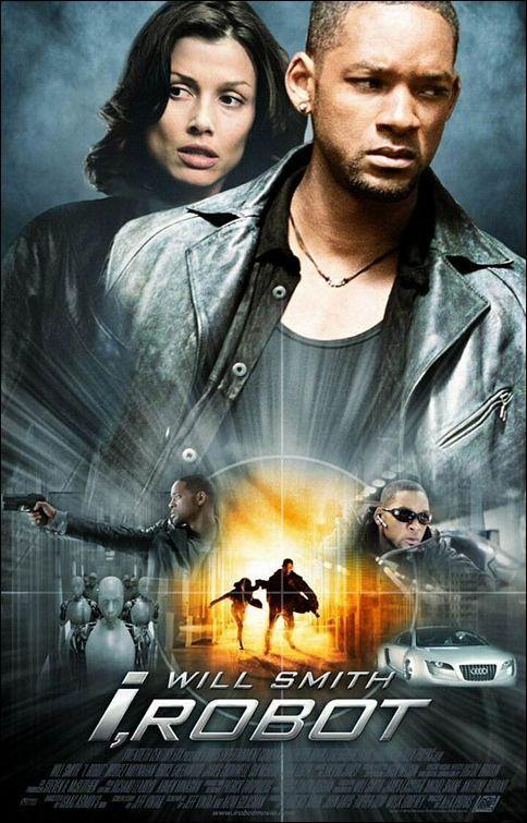 Yo, Robot (2004). 5 - Aburrida