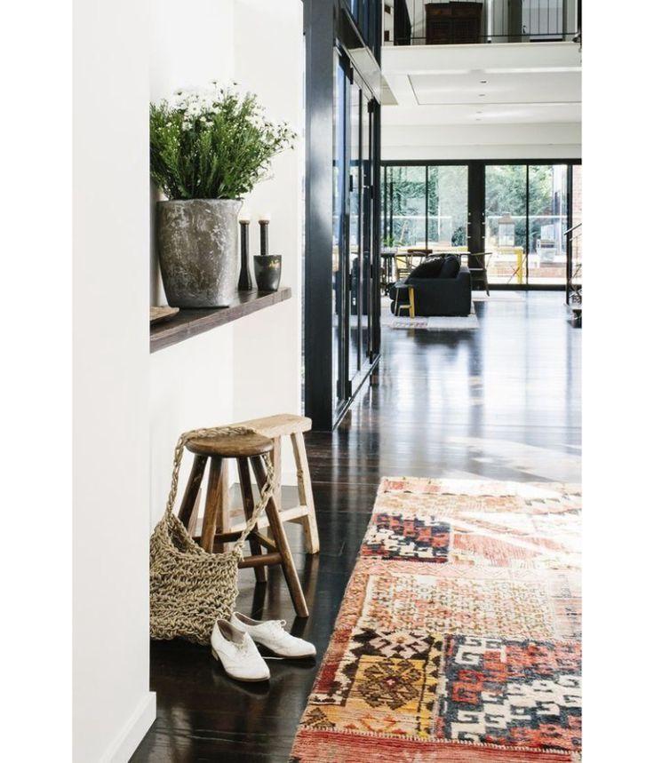 10x gekleurde vloerkleden in huis